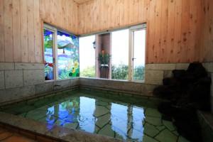 屋内温泉風呂
