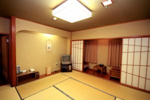 和室檜風呂付特別室